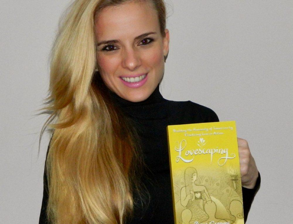 """""""Lovescaper"""" by Irene Greaves (Venezuela)"""